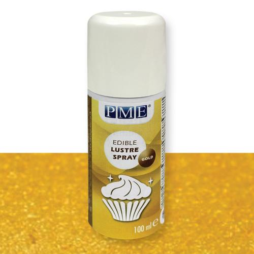 PME Lustre spray - Gold (zlatá)